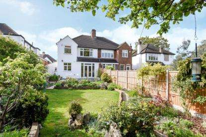 3 Bedrooms Semi Detached House for sale in Pine Avenue, West Wickham