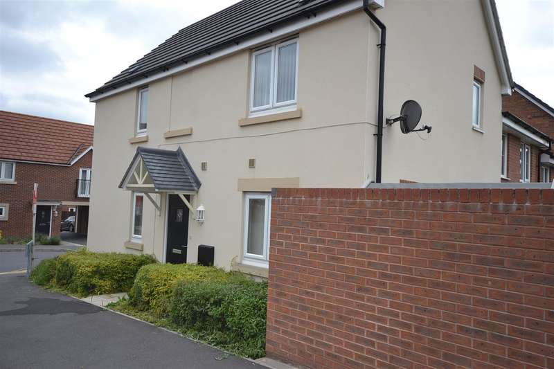 3 Bedrooms End Of Terrace House for sale in Horse Chestnut Close, Chesterfield