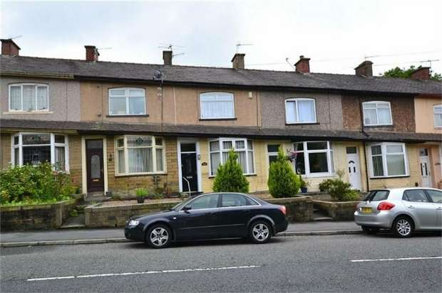2 Bedrooms Terraced House for sale in Halifax Road, Brierfield, Nelson, Lancashire