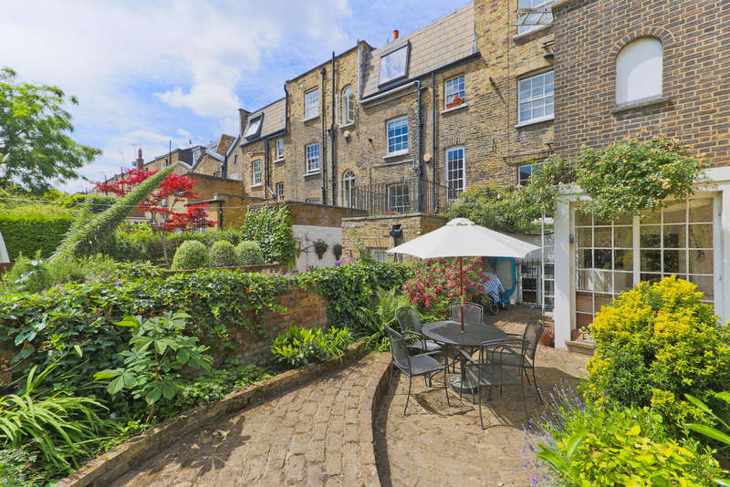 3 Bedrooms Town House for sale in Sudeley Street, N1 8HP