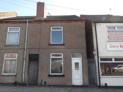 2 Bedrooms Terraced House for sale in Station Street, Kirkby-In-Ashfield, Nottingham, Nottinghamshire