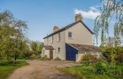 4 Bedrooms Detached House for sale in Littlethorpe, Ripon, North Yorkshire, Ripon