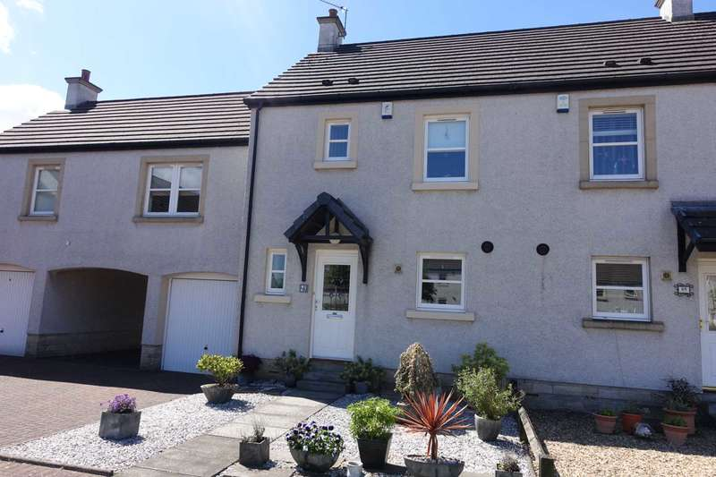 3 Bedrooms Terraced House for sale in Kirklands, Renfrew