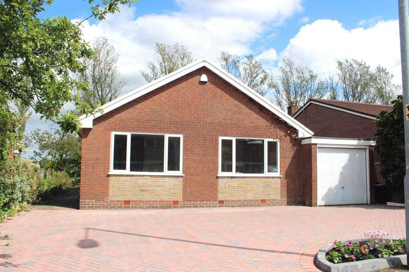 2 Bedrooms Detached Bungalow for sale in Armadale Road, Ladybridge