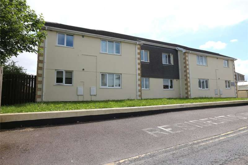 1 Bedroom Flat for sale in Bal View Court, Foundry Road, Camborne