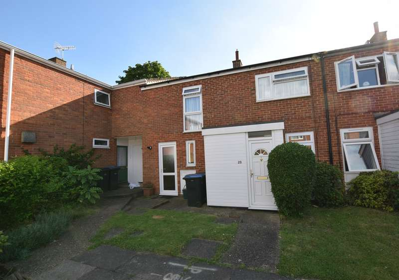 3 Bedrooms Terraced House for sale in Woodcroft, Harlow, CM18