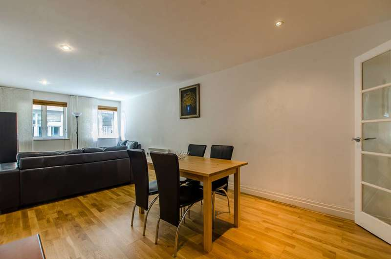 1 Bedroom Flat for sale in Hoxton Square, Hoxton, N1