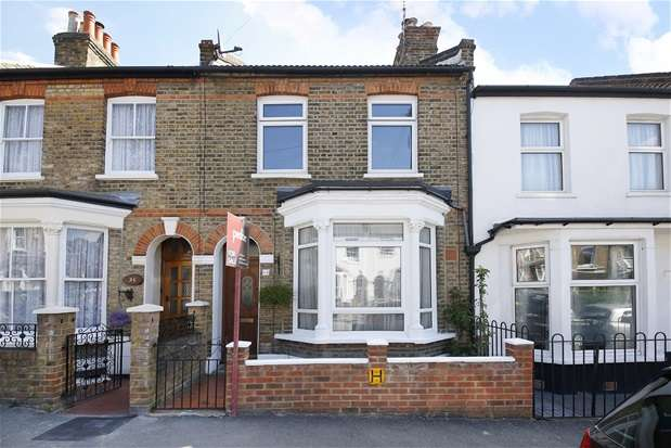 3 Bedrooms Terraced House for sale in Larkbere Road, Sydenham