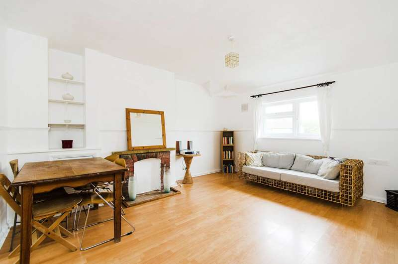 2 Bedrooms Maisonette Flat for sale in Townholm Crescent, Northfields, W7