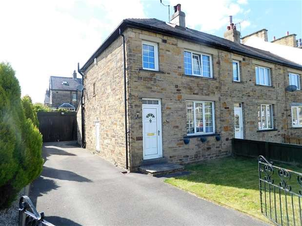 3 Bedrooms Terraced House for sale in Bromley Road, Shipley