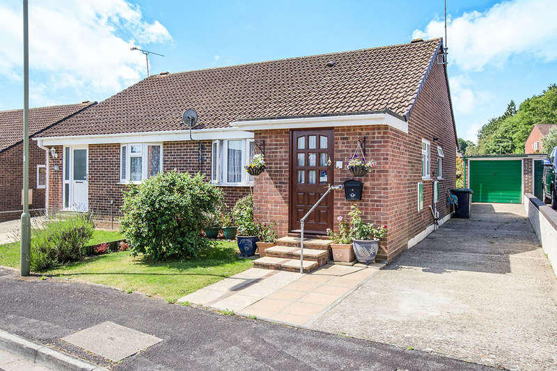 2 Bedrooms Semi Detached Bungalow for sale in Tansy Close, Waterlooville, PO7
