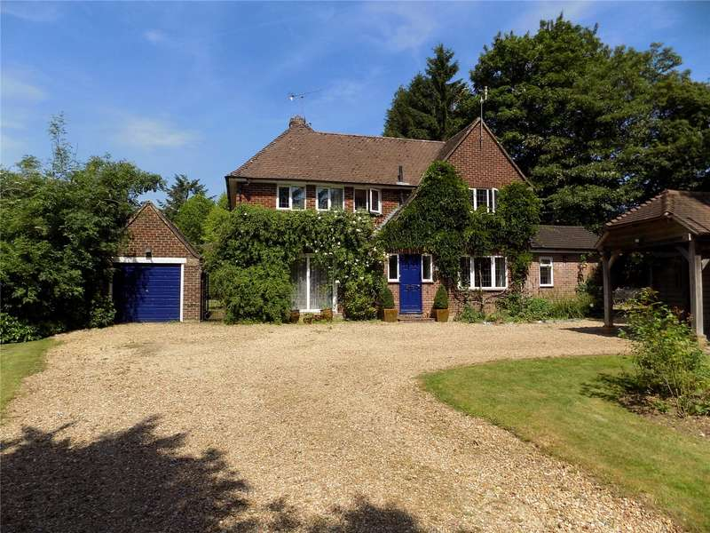 4 Bedrooms Detached House for sale in Norlands Drive, Otterbourne, Winchester, Hampshire, SO21