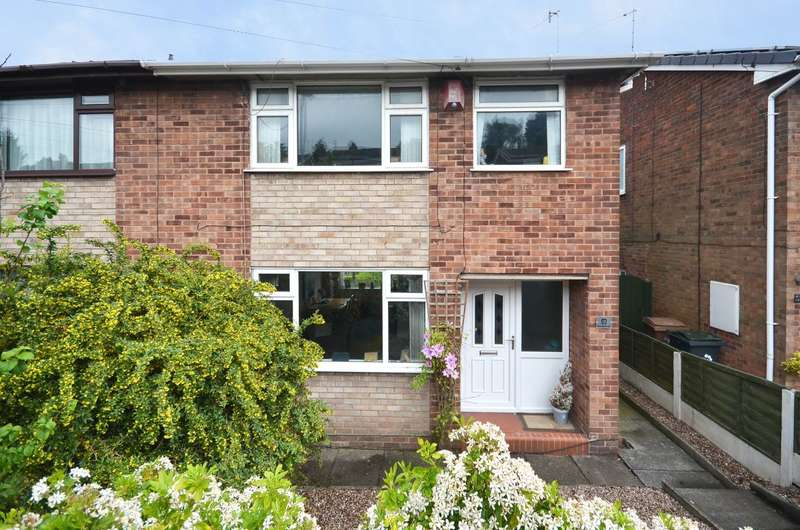 3 Bedrooms Semi Detached House for sale in Broadway, Meir, ST3 5PW