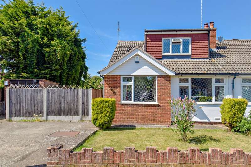 3 Bedrooms Semi Detached House for sale in Brooklands Close, Canterbury