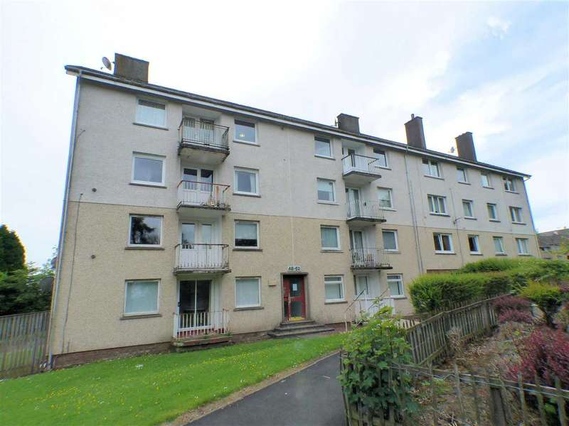 2 Bedrooms Apartment Flat for sale in Galt Place, Murray, EAST KILBRIDE