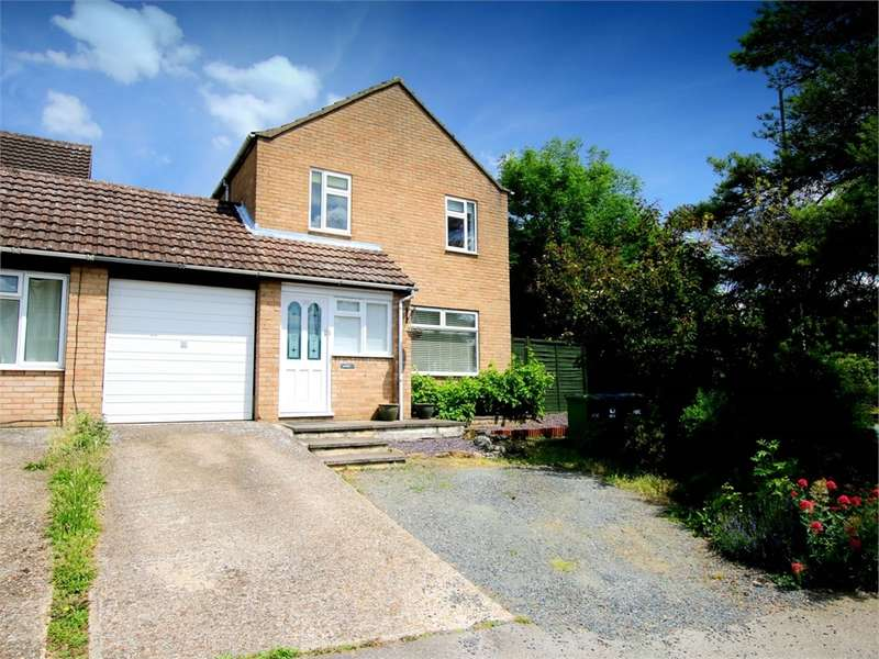 3 Bedrooms Link Detached House for sale in Eaton Socon, ST NEOTS