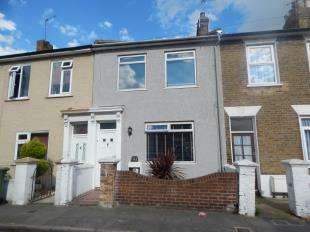 3 Bedrooms Terraced House for sale in Alexandra Road, Sheerness, Kent