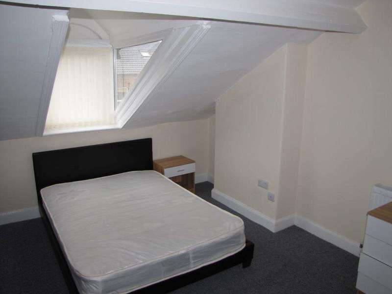 1 Bedroom Studio Flat for rent in Nether Hall Road, Doncaster