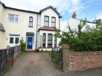 4 Bedrooms Semi Detached House for sale in Formby Street, Formby, Merseyside, England, L37