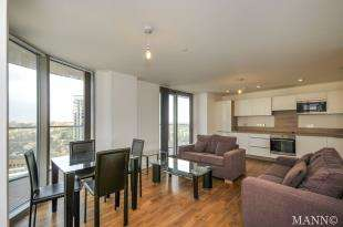 2 Bedrooms Flat for sale in Sienna Alto, 2 Cornmill Lane, London