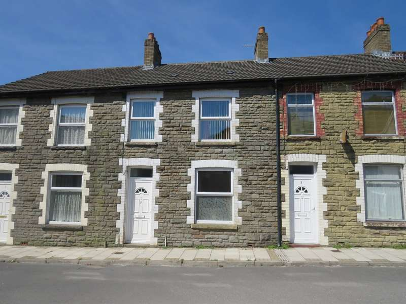 3 Bedrooms Terraced House for sale in Mill Street, Cwmfelinfach, Newport