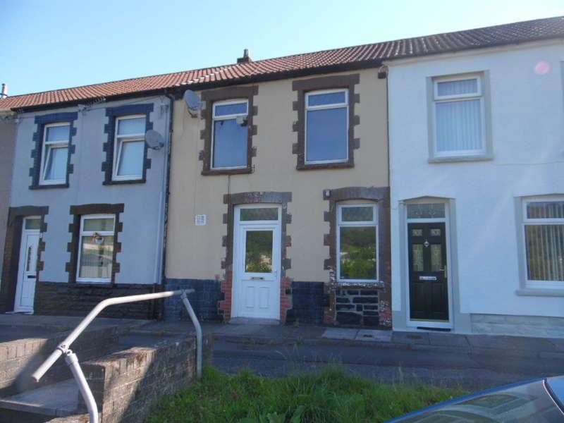 3 Bedrooms Terraced House for sale in Belle Vue Terrace, Merthyr Vale, Merthyr Tydfil