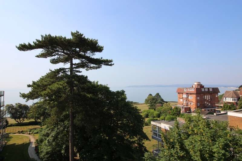 2 Bedrooms Flat for sale in West Cliff Road, Bournemouth BH2 5HA