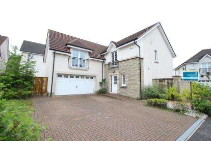5 Bedrooms Detached House for sale in Glen Devon Grove, Cumbernauld, Glasgow, North Lanarkshire