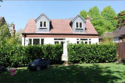 4 Bedrooms Bungalow for sale in Crow Hill Drive, Mansfield, Notingham, Nottinghamshire