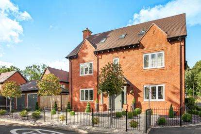 5 Bedrooms Detached House for sale in Thomas De Beauchamp Lane, Sutton Coldfield, West Midlands, .