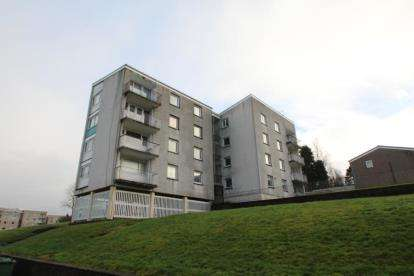 2 Bedrooms Flat for sale in Riccarton, Westwood