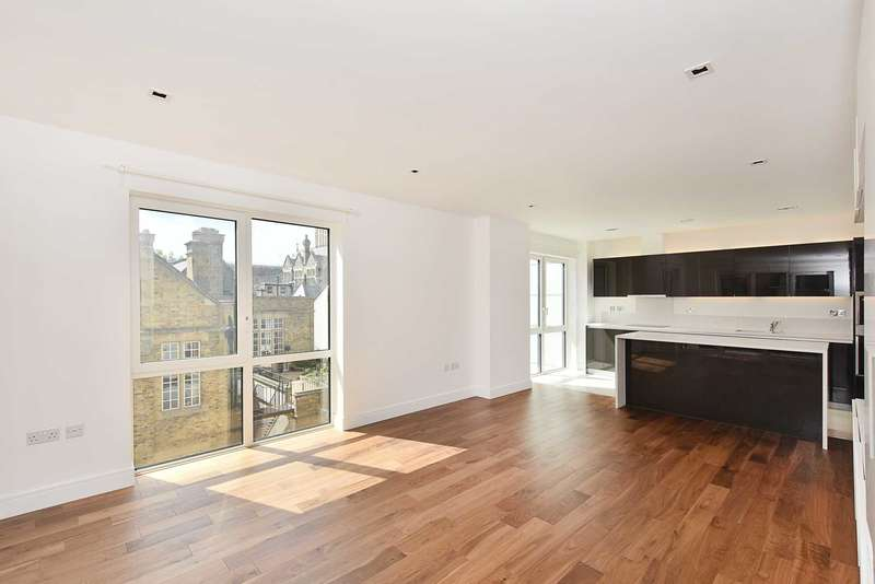 2 Bedrooms Apartment Flat for sale in Belgravia House, Dickens Yard, London