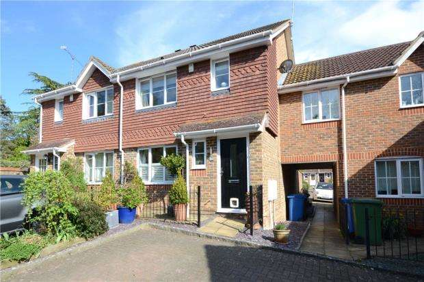 3 Bedrooms End Of Terrace House for sale in Horatio Avenue, Warfield