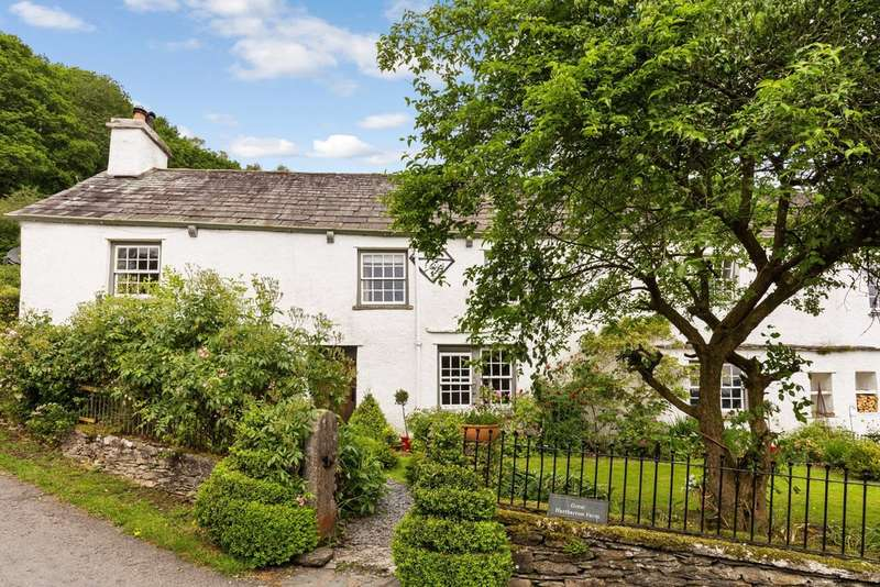 4 Bedrooms House for sale in Great Hartbarrow Farm, Cartmell Fell, Windermere, Cumbria LA23 3PA