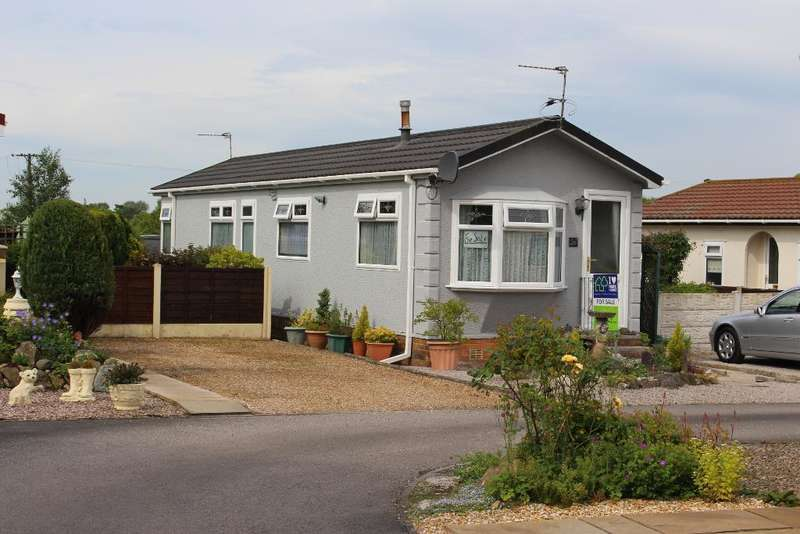 2 Bedrooms Park Home Mobile Home for sale in Stalmine Country Park, Neds Lane, Stalmine, Lancashire, Fy6 0LW