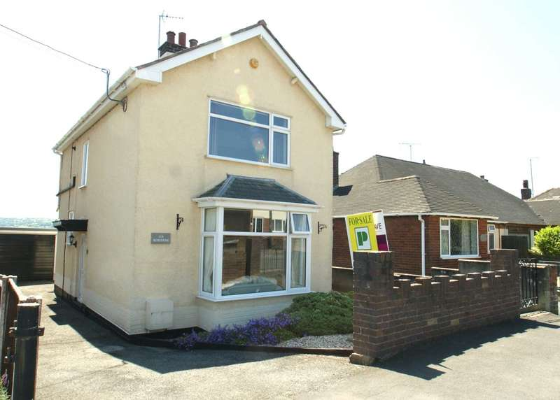 2 Bedrooms Detached House for sale in Megs Lane, Buckley, Flintshire. CH7 2AE
