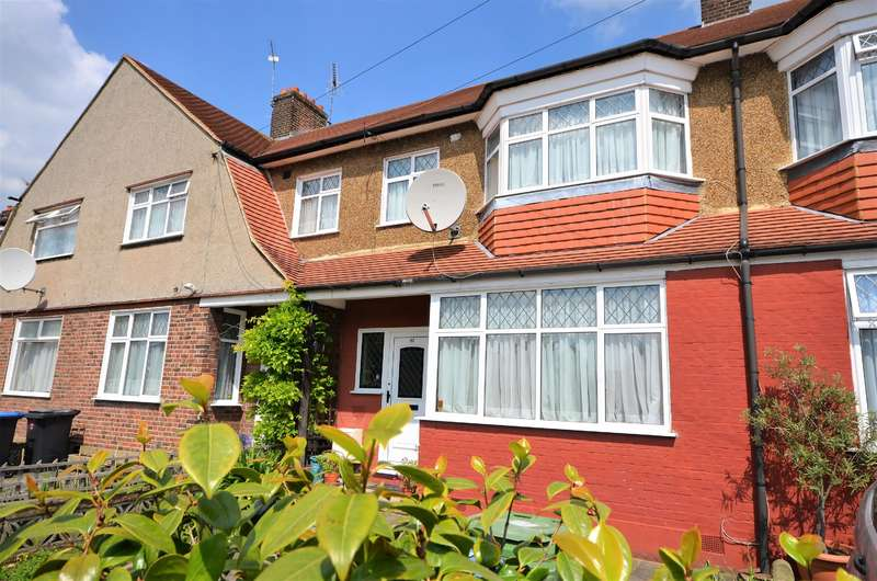 3 Bedrooms Terraced House for sale in Glendale Gardens, Wembley, Middlesex, HA9 8PR