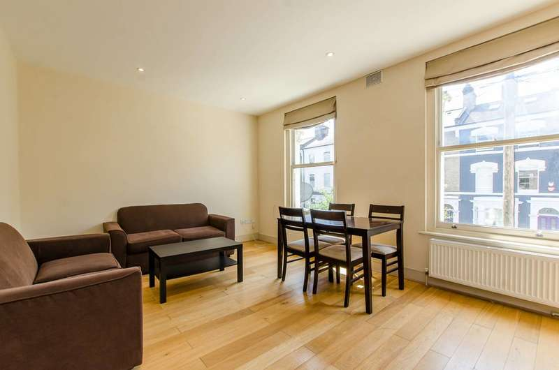 2 Bedrooms Flat for sale in Ferndale Road, Clapham North, SW4