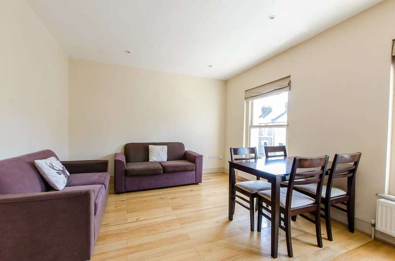 1 Bedroom Flat for sale in Ferndale Road, Clapham North, SW4