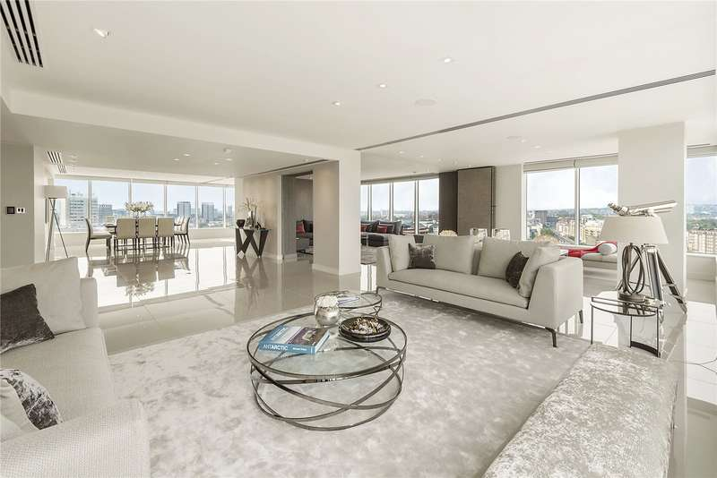 4 Bedrooms Flat for sale in Marathon House, Marylebone, London, NW1