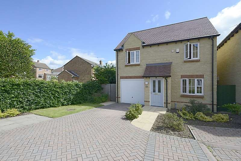 2 Bedrooms Detached House for sale in Simpsons Way, Oxford, Oxfordshire, OX1
