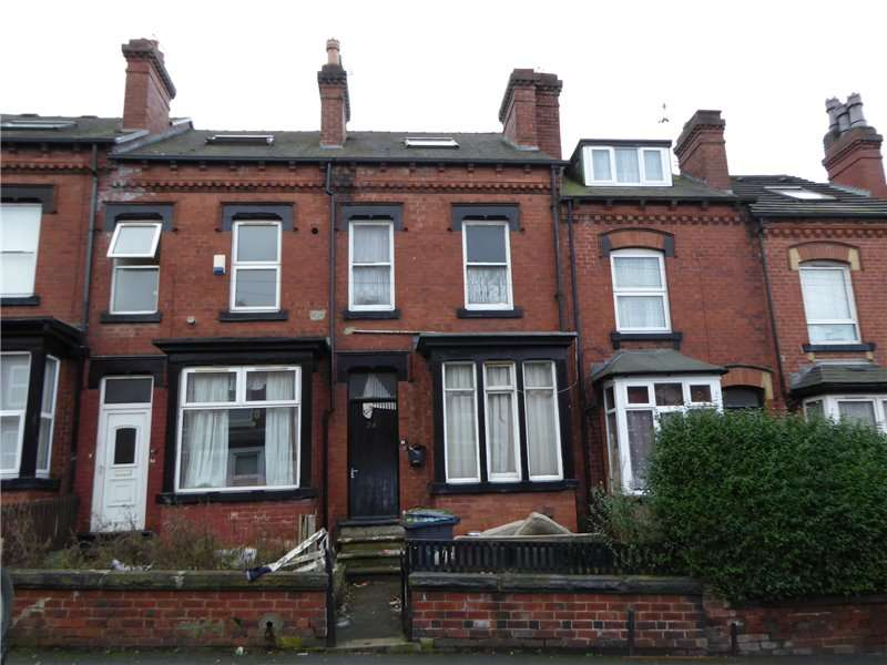 3 Bedrooms House for sale in Bayswater Grove, Harehills, LS8