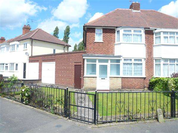 3 Bedrooms Semi Detached House for sale in Colman Avenue, Wednesfield, Wednesfield