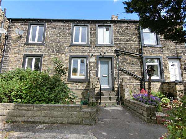 3 Bedrooms Terraced House for sale in Hill Top Road, Paddock, Huddersfield