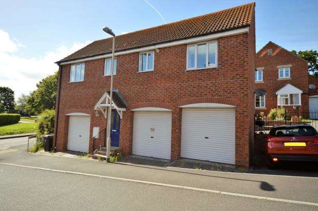 2 Bedrooms Detached House for sale in Salterton Court, Exmouth, Devon