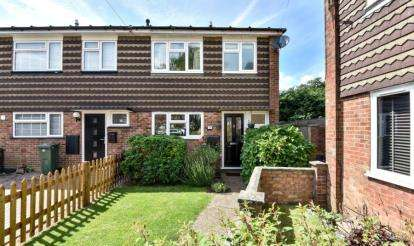 3 Bedrooms End Of Terrace House for sale in Parkside, Halstead, Sevenoaks, Kent