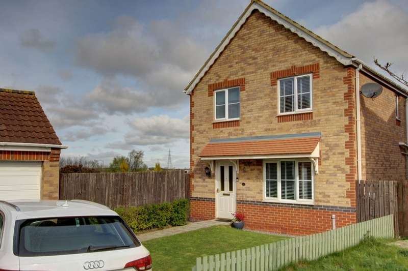 4 Bedrooms Detached House for sale in Regent Court, South Hetton, Durham, DH6