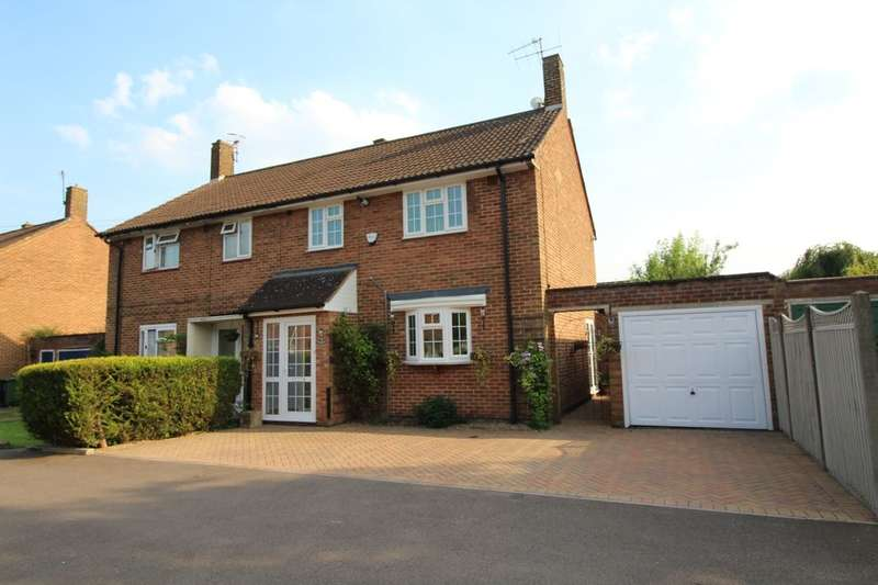 4 Bedrooms Semi Detached House for sale in Kiln Ground, Hemel Hempstead, HP3