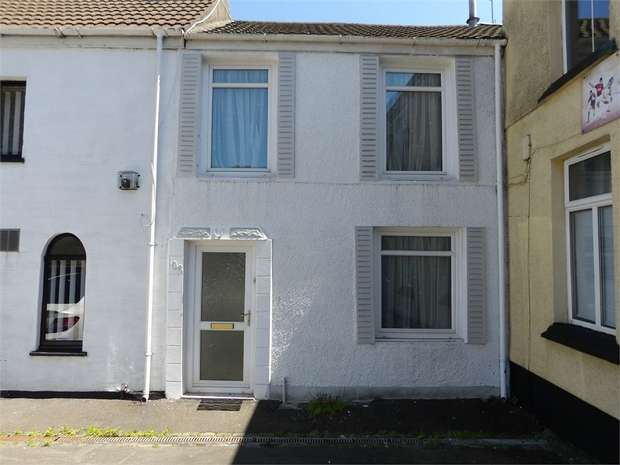 4 Bedrooms Terraced House for sale in Martin Street, Morriston, Swansea, West Glamorgan