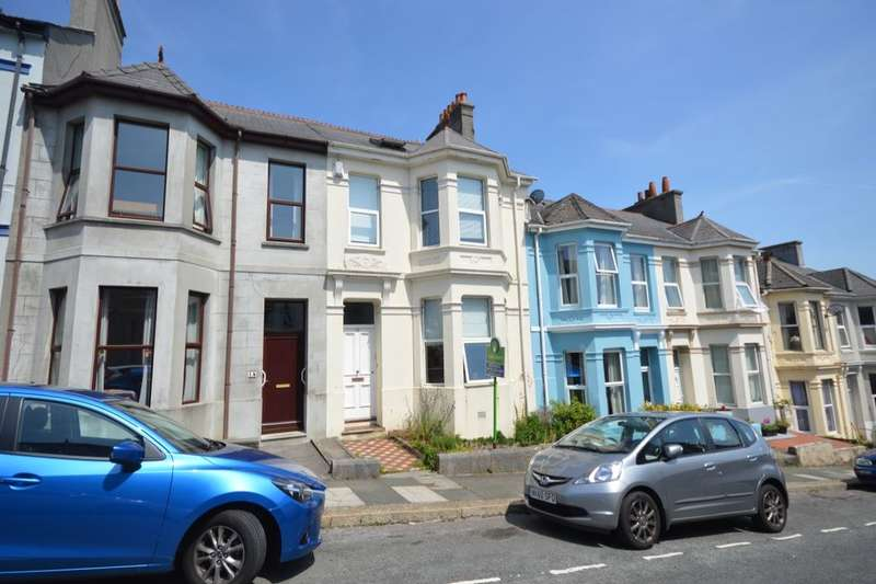 1 Bedroom Flat for sale in Beatrice Avenue, Lipson, Plymouth, PL4